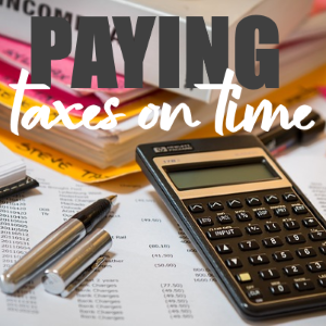 Always Pay The IRS On Time