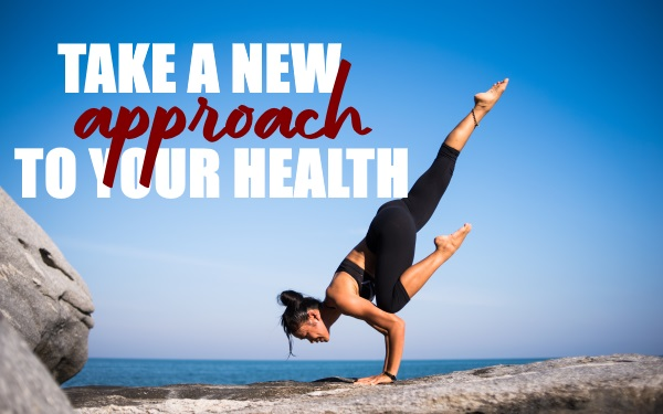 new approach to health