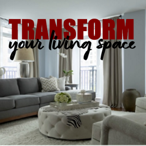 5 Easy Ways To Transform Your Living Space