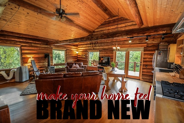 Make Your Home Feel Brand New