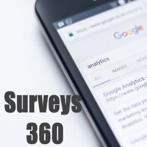 Address User Intent With Surveys 360 Of Google Analytics