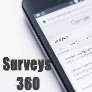Surveys 360 Of Google Analytics