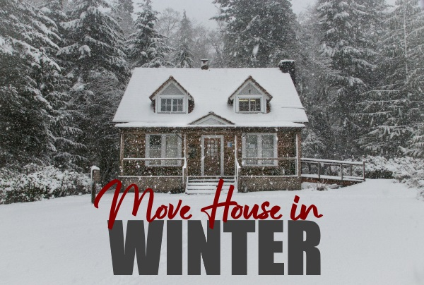 How To Move House During The Winter