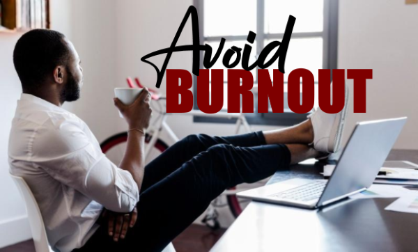 Avoid Burnout When You Work from Home