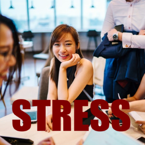 Deal with Overwhelming Stress at Work
