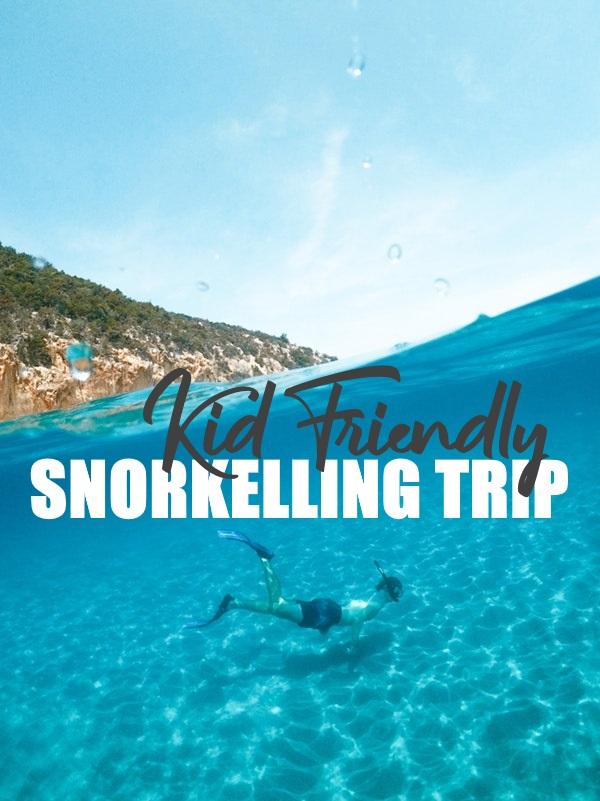 Snorkelling Trip with Your Kids