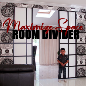Ways to Maximize Space with a Room Divider