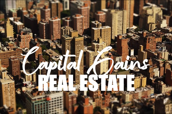 Capital Gains and Real Estate