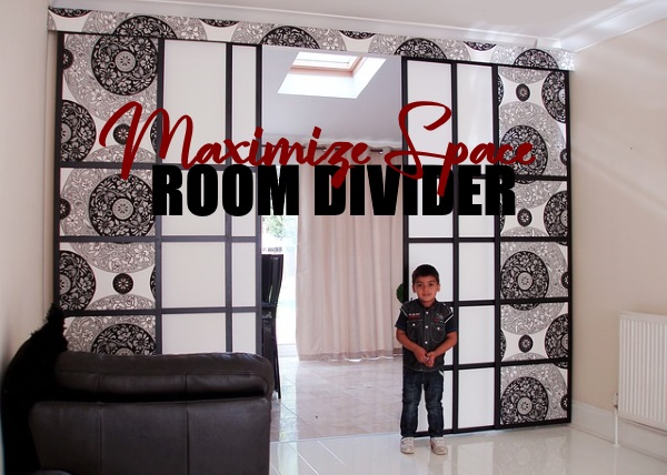 Maximize Space with a Room Divider