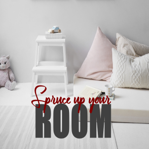 Sprucing Up Your Room on a Shoestring