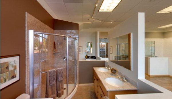 Glass and Mirror shower doors services