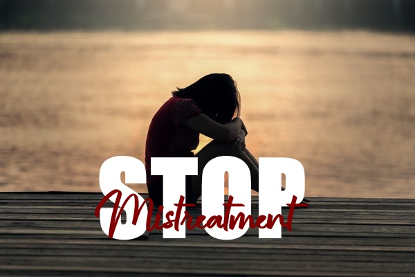 Stop Accepting Mistreatment