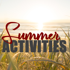 3 Summer Activities Everyone Should Try
