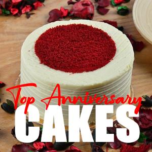 Top 5 Anniversary Cakes