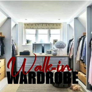Top Tips for a Walk-In Wardrobe Project