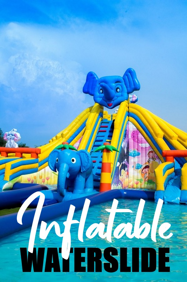 Inflatable Water Slide for Party