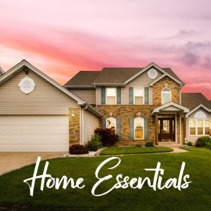4 Essentials Every Home Should Have