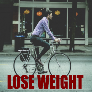 How To Lose Weight Easily By Cycling To Work
