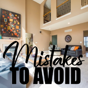 5 Mistakes to Avoid When Decorating A Small House