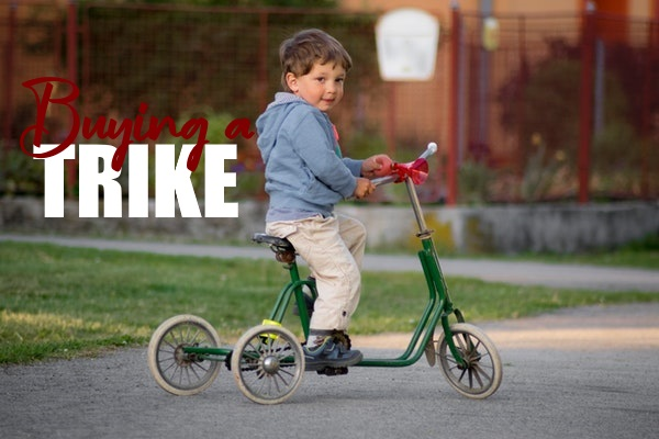 Buying A Trike For Your Child