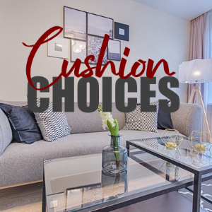 Making The Right Cushion Choices When Decorating A Room