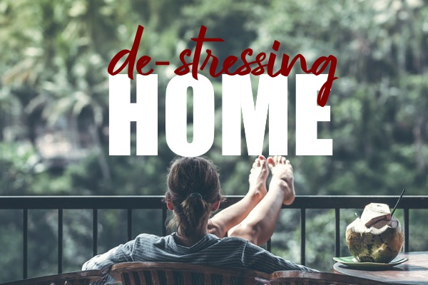 Opportunities For De-Stressing In The Home