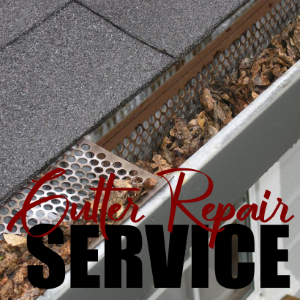 What Is The Average Cost Of Gutter Repair Service