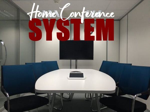 DIY Home Video Conference System