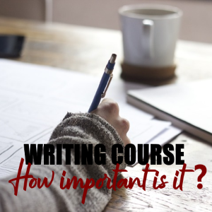 Writing Course: How important is it?