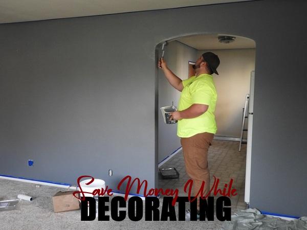 Save Money When Redecorating