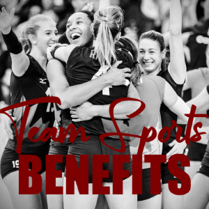 Benefits of Playing Team Sports
