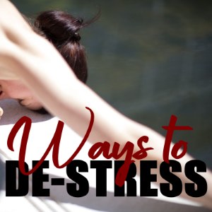 Inexpensive Ways To De-Stress This Summer
