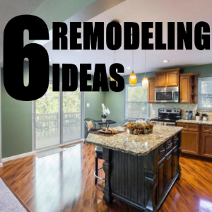 6 Ideas to Remodel Your Kitchen on a Budget
