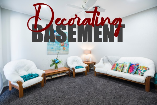 Decorating your Basement on a Budget
