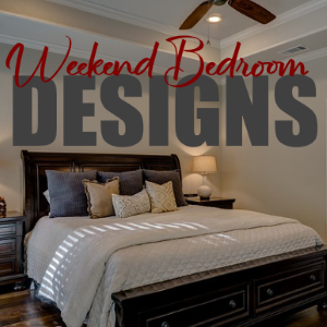 Design Ideas For Your Bedroom That You Can Finish Over The Weekend