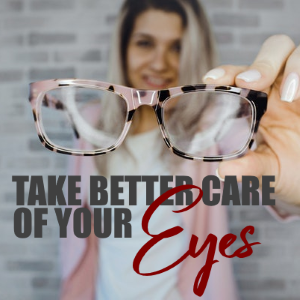 5 Simple Ways to Take Better Care of Your Eyes