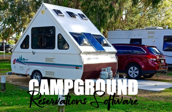 Campground Reservation Software