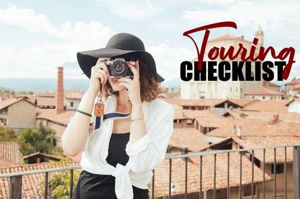 Check Before Starting Tour