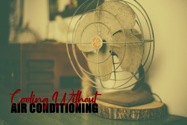 Cool down a Room Without Using the AC