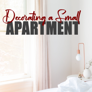 5 Pro Ideas to Decorate Your Small Apartment