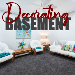 Decorating your Basement on a Budget: A Mini Guide