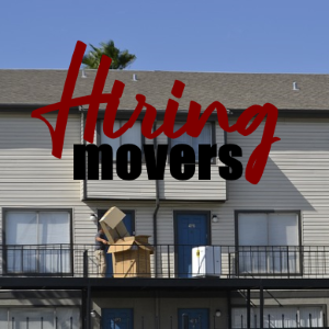 The Benefits of Hiring Movers