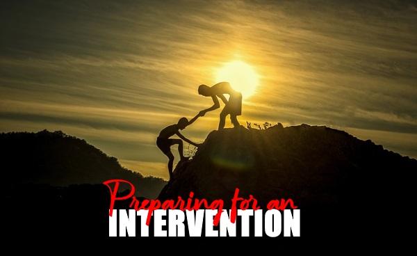 Prepare For A Friend's Intervention
