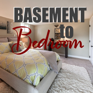 How To Convert Your Basement Into A Bedroom