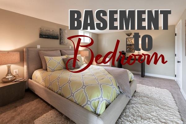 Convert Your Basement Into A Bedroom