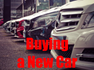 What to Know Before Getting a New Car