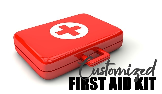 Essential Supplies For Your Customized First-Aid Kit