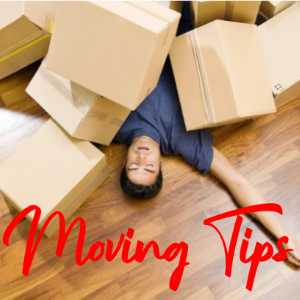 DIY Moving Tips for Making it an Easy and Stress-Free Experience