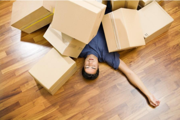 Image result for diy moving stress