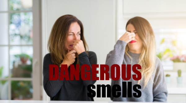 Dangerous House Smells